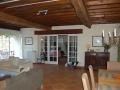 Le Palmier living room view